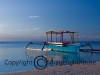 sunrise Gili Air Indonesia